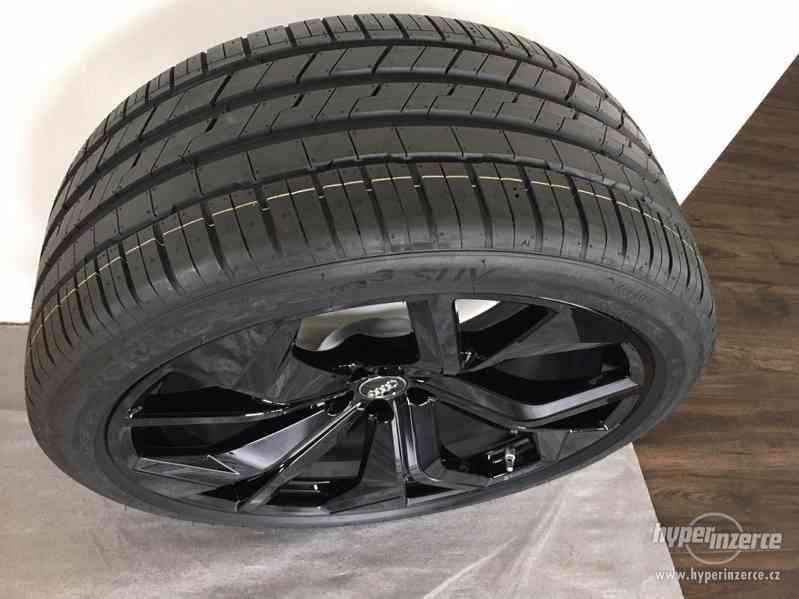 """AUDI Q8 RS alu 23"""" letní sada nová, originál !! - foto 3"""