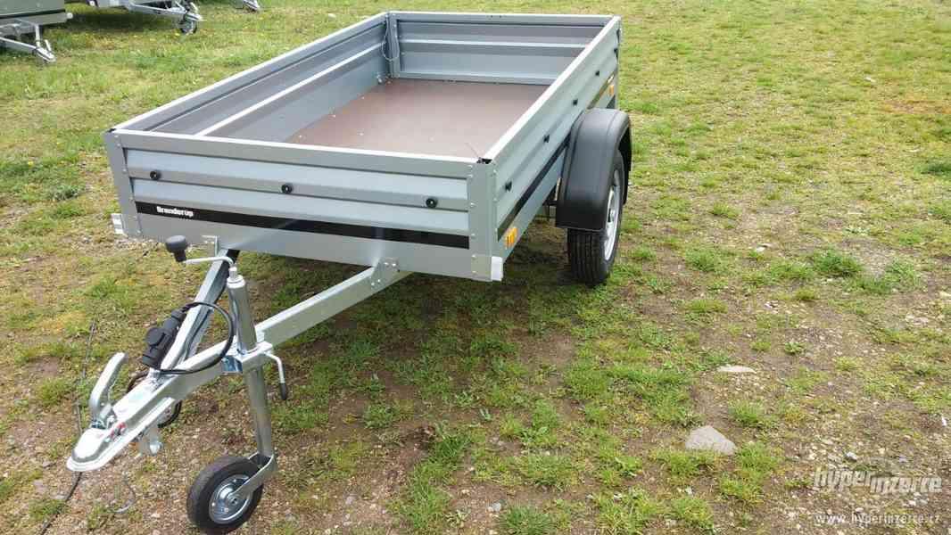 Přívěsný vozík za auto Brenderup 1205 S