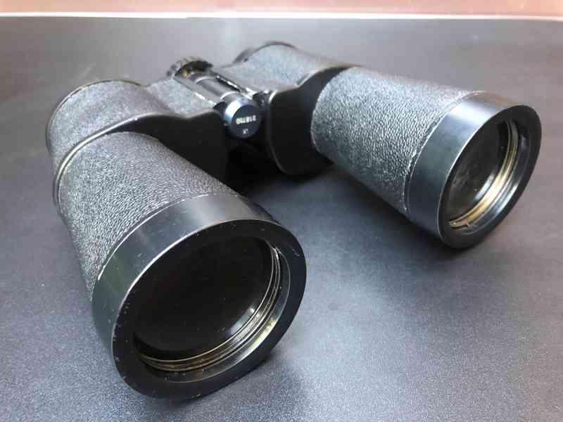 Ruský dalekohled  BPC Sotem 10x50, kvalitní obraz