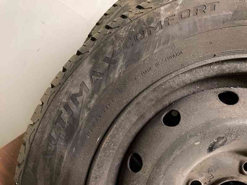 Prodám letní sadu pneu - foto 2