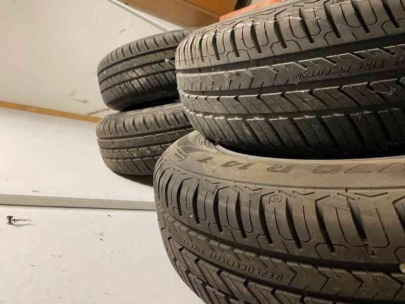 Prodám letní sadu pneu - foto 4