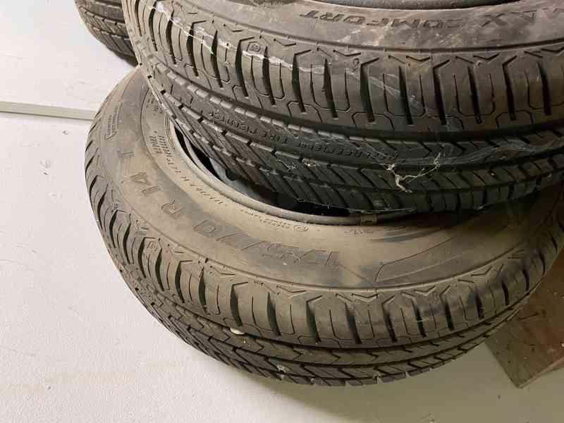 Prodám letní sadu pneu - foto 5