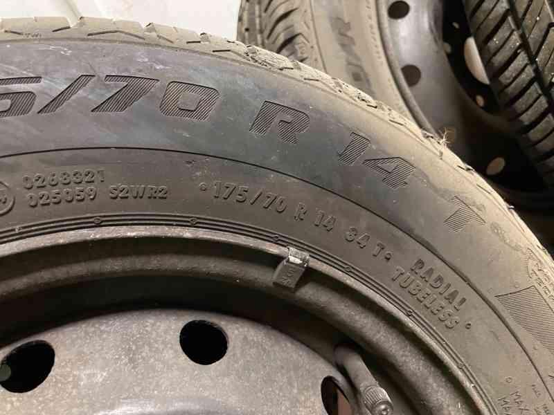 Prodám letní sadu pneu - foto 3