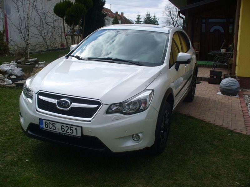 Subaru XV 2.0D, 12/2012, 131 000 km