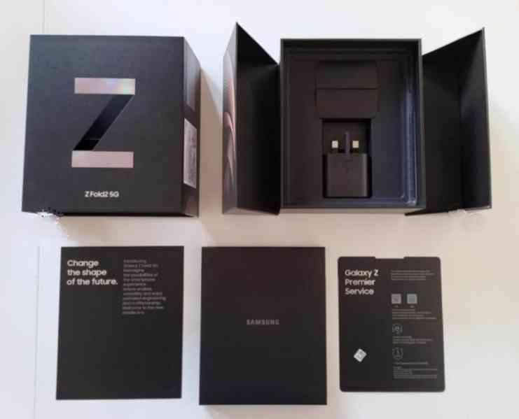 Samsung Galaxy Z Fold 5G  256Gb - foto 4