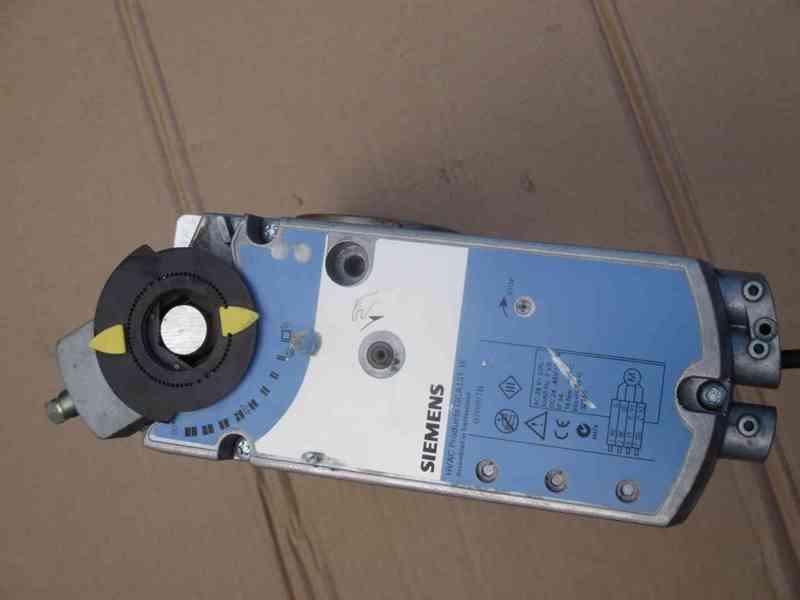 Klapkový pohon GCA131AS 18 Nm