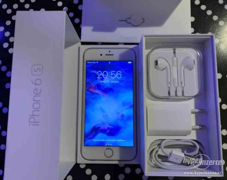 iPhone 6S 64GB Silver, česká distribuce