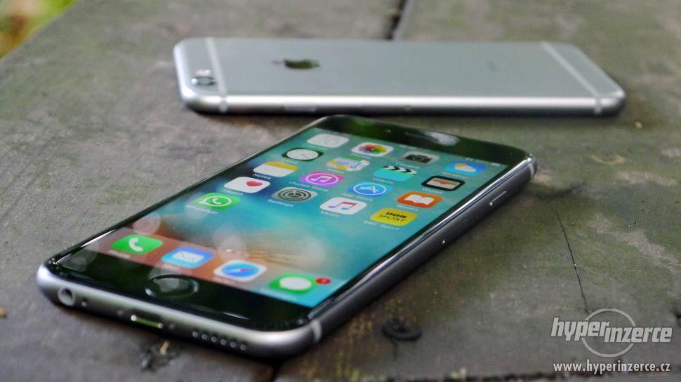 Výměna iPhone 7 black / iP 6s 64GB space gray