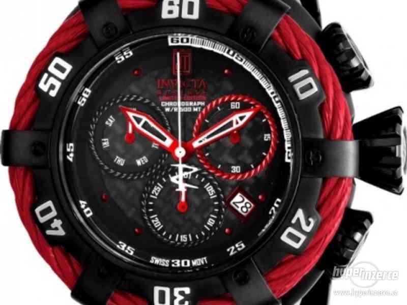 Pánské luxusní hodinky Invicta