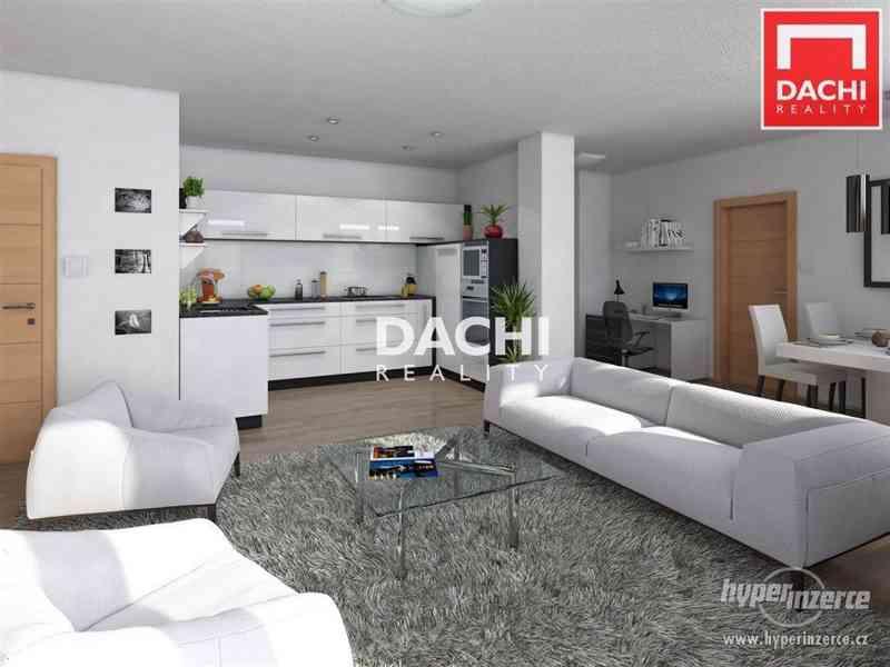 Prodej novostavby bytu 4B (C3) – 3+kk 102 m?, Olomouc, Bytové domy Na Šibeníku - foto 3