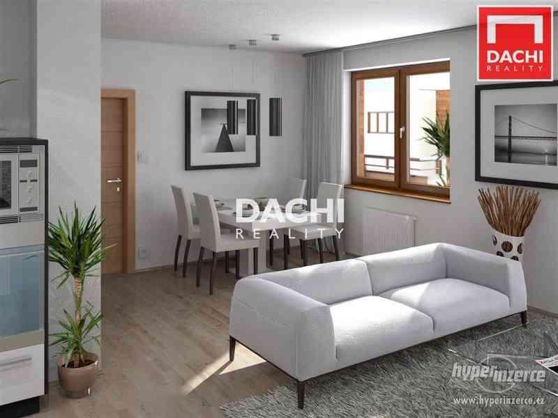Prodej novostavby bytu 4B (C3) – 3+kk 102 m?, Olomouc, Bytové domy Na Šibeníku - foto 4