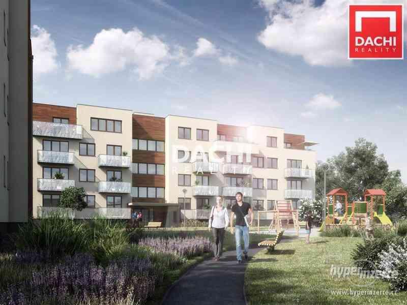 Prodej novostavby bytu 4B (C3) – 3+kk 102 m?, Olomouc, Bytové domy Na Šibeníku - foto 5