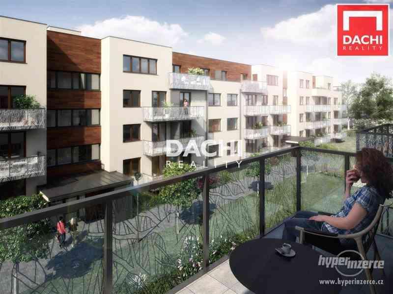 Prodej novostavby bytu 4B (C3) – 3+kk 102 m?, Olomouc, Bytové domy Na Šibeníku - foto 6