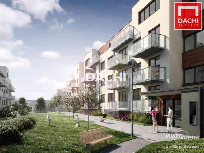Prodej novostavby bytu 4B (C3) – 3+kk 102 m?, Olomouc, Bytové domy Na Šibeníku - foto 7
