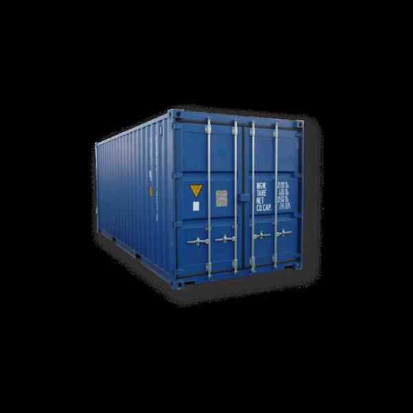 nový kontejner na prodej, rychlé dodání