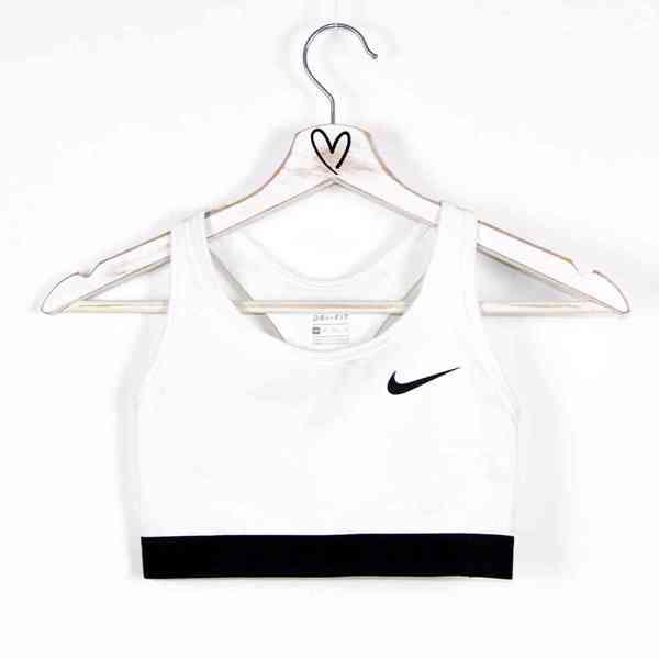 Nike - Dámská sportovní podprsenka Velikost: XS - foto 7