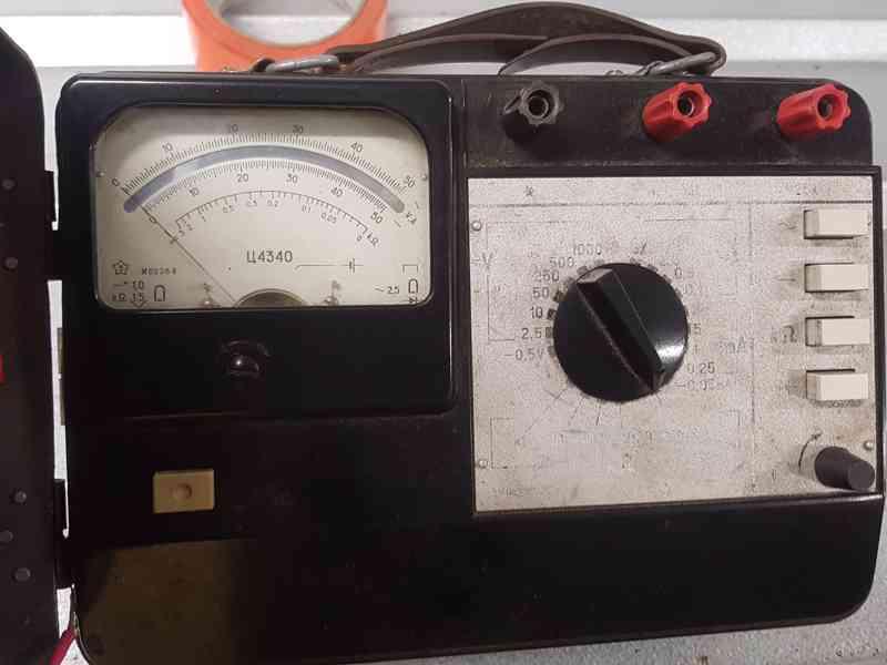 Multimetr C4317 - USSR - foto 4