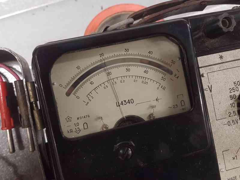 Multimetr C4317 - USSR - foto 2