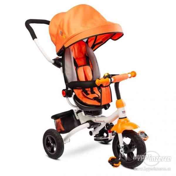 Dětská tříkolka Toyz WROOM - orange 2019 - oranžová