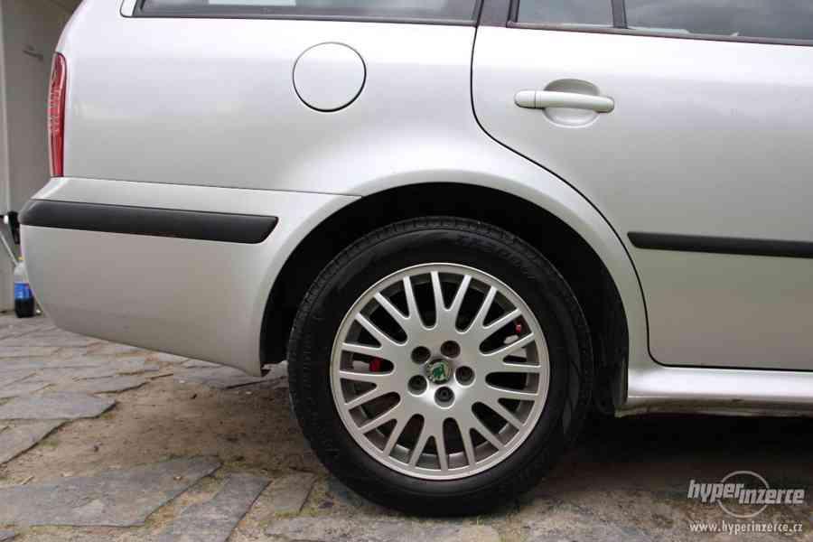 Škoda OCTAVIA COMBI 1.9 TDI 77 kW r.v.2007 - foto 9