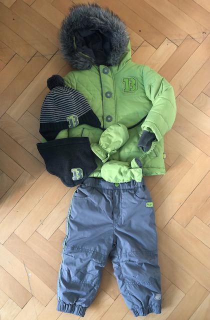 Dětské oblečení 0 - 12 měsíců