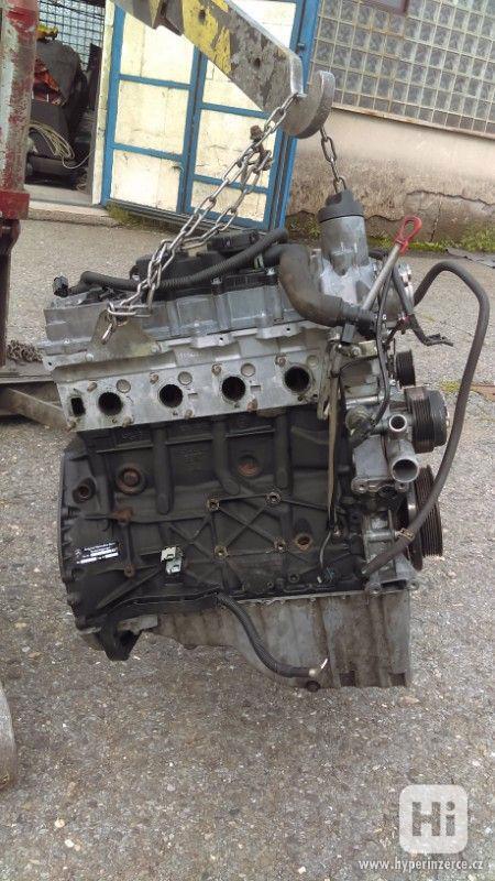 motor mercedes sprinter cdi 311,313,315 - foto 1