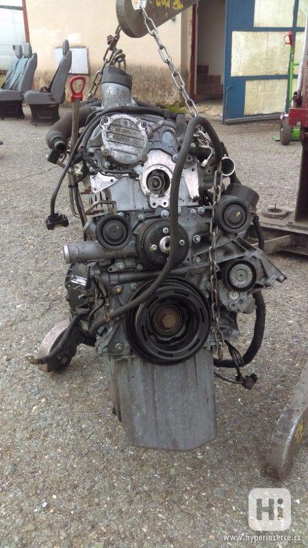 motor mercedes sprinter cdi 311,313,315 - foto 2