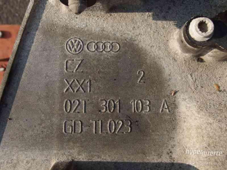 Převodovka Škoda Fabia I 1.4/16V, kód FCV - foto 6