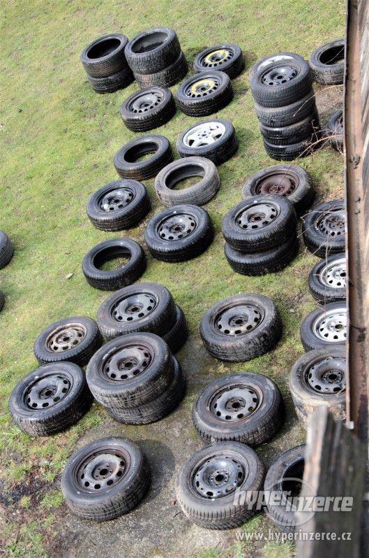 Disky a pneumatiky, různé  - foto 1
