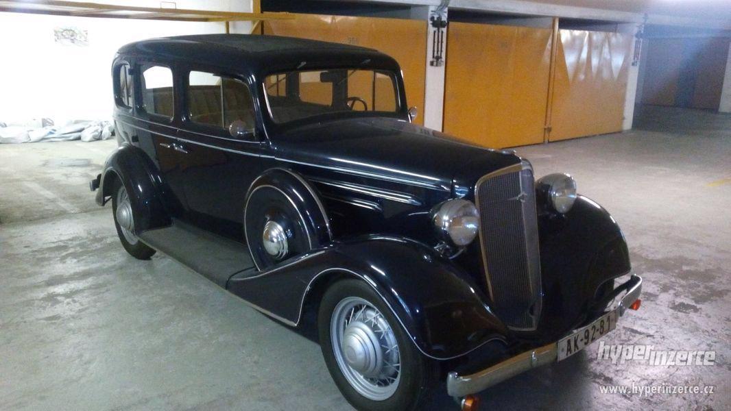 Chevrolet Maester Six 1934 - foto 1