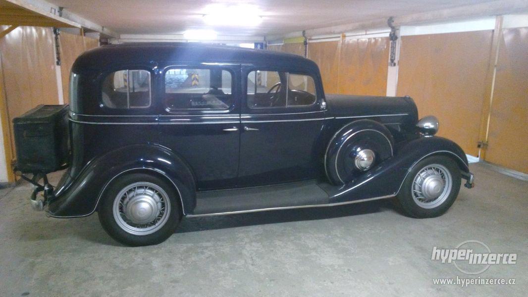 Chevrolet Maester Six 1934 - foto 2
