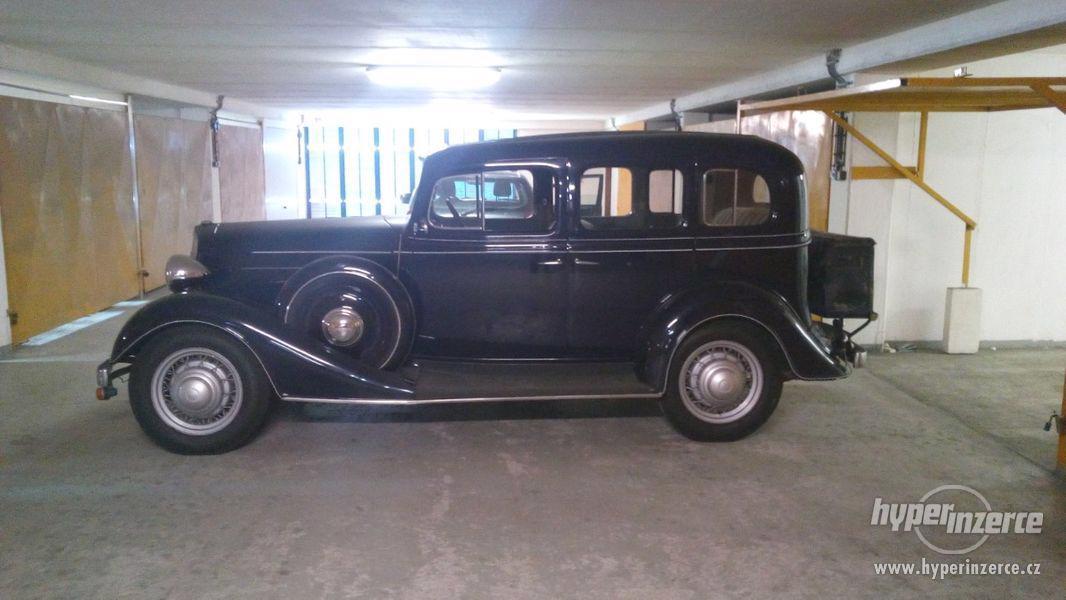 Chevrolet Maester Six 1934 - foto 3