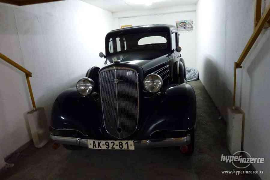Chevrolet Maester Six 1934 - foto 4