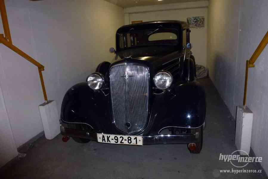 Chevrolet Maester Six 1934 - foto 5