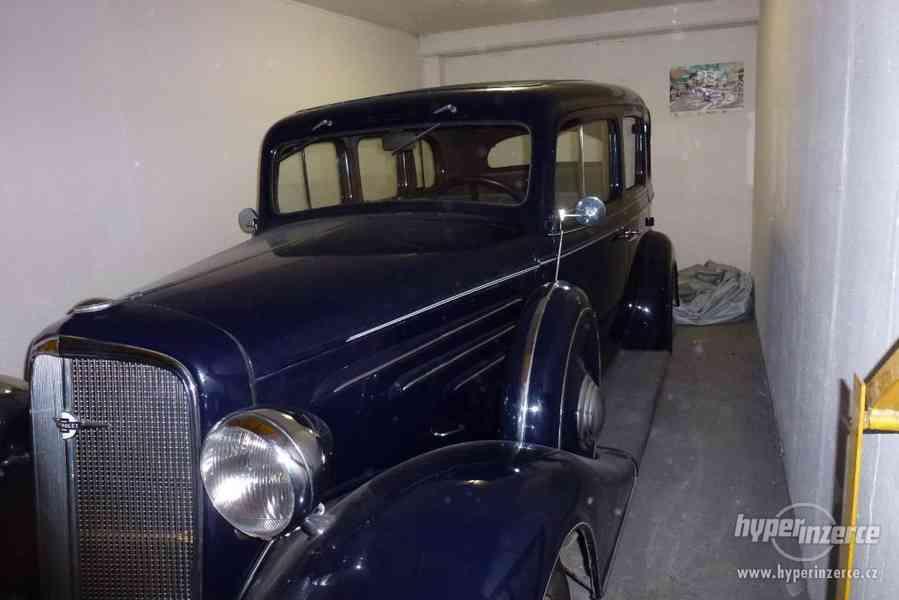 Chevrolet Maester Six 1934 - foto 6