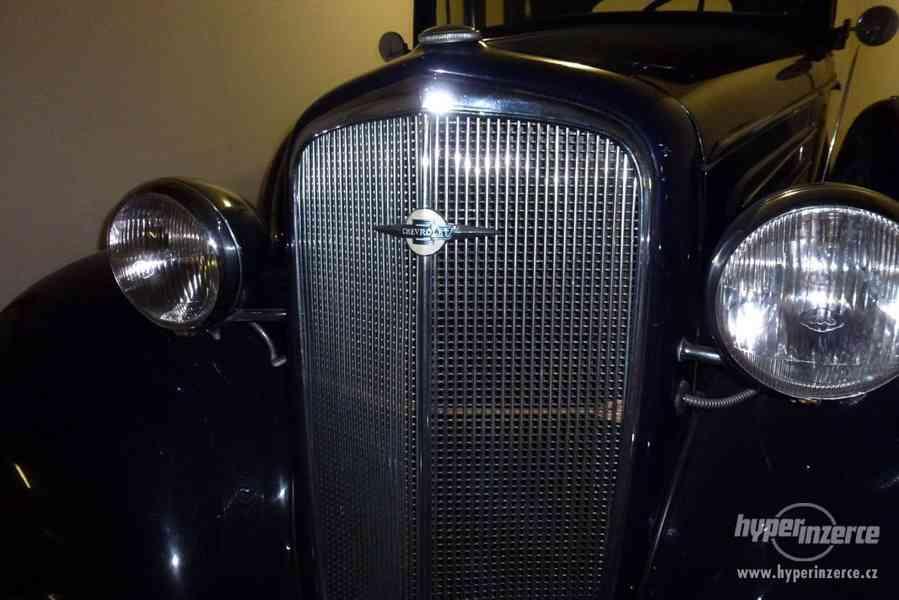 Chevrolet Maester Six 1934 - foto 16