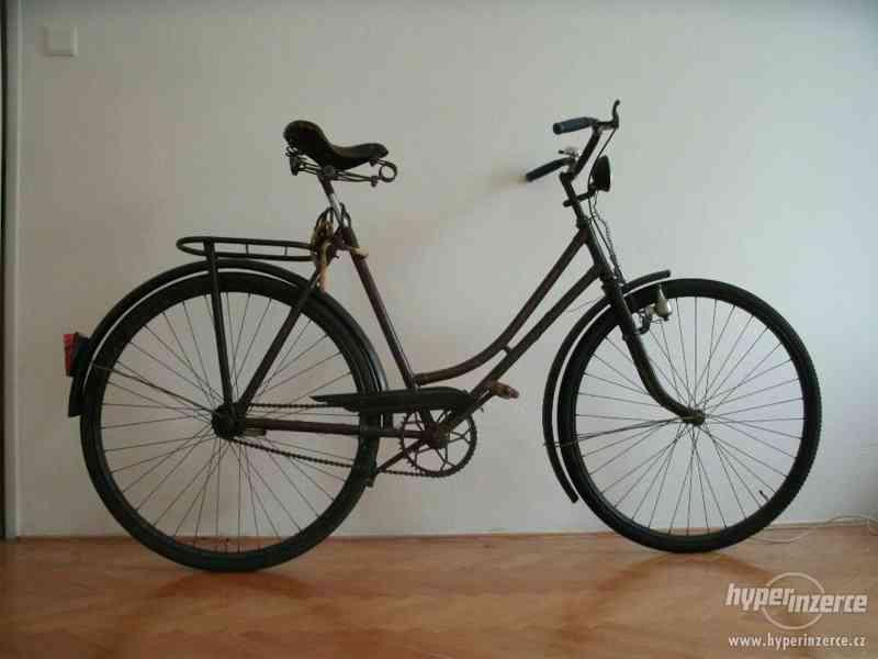 """Staré funkční """"Retro"""" bicykl / kolo"""