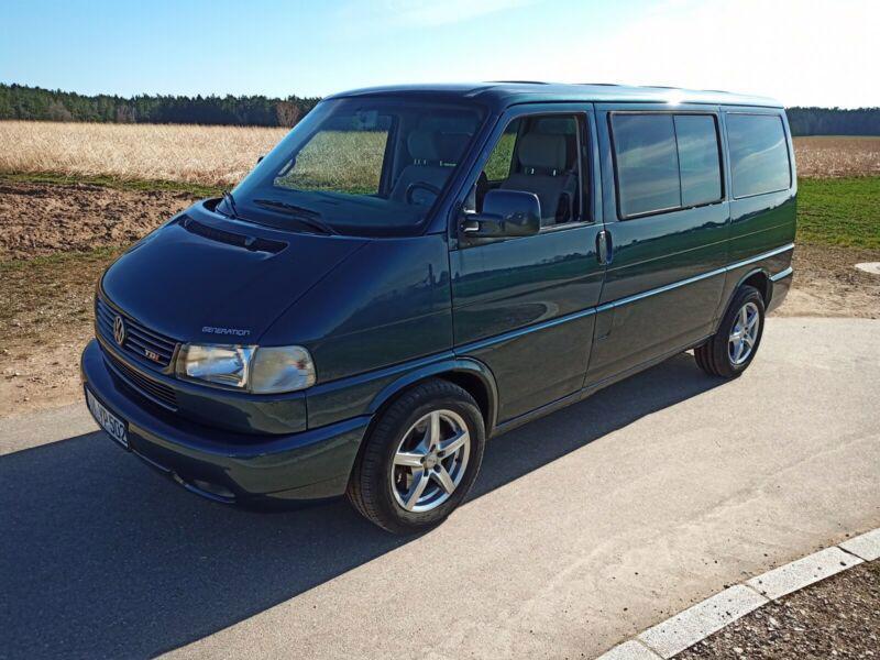 Volkswagen T4 Multivan Generation 2,5tdi 111kw - foto 3