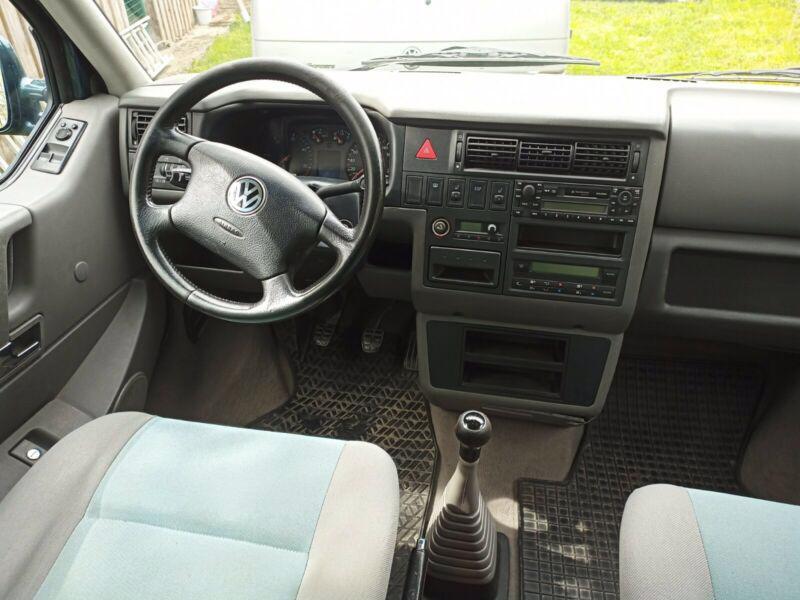 Volkswagen T4 Multivan Generation 2,5tdi 111kw - foto 10