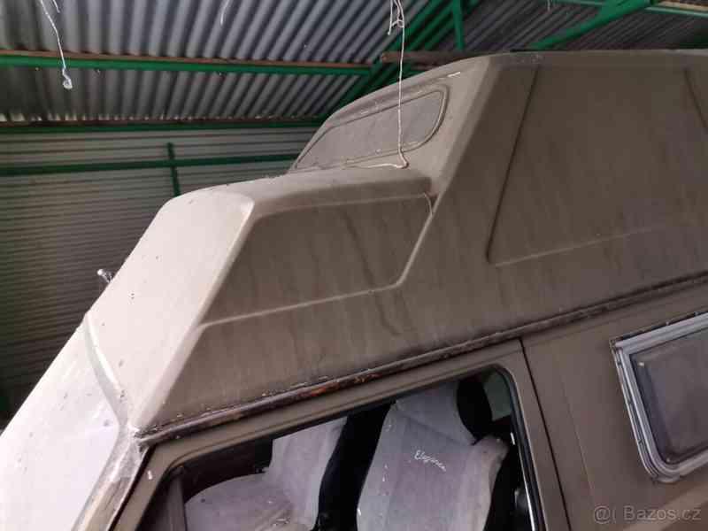 Volkswagen T3 2.0 benzin reimo, obytné - foto 3