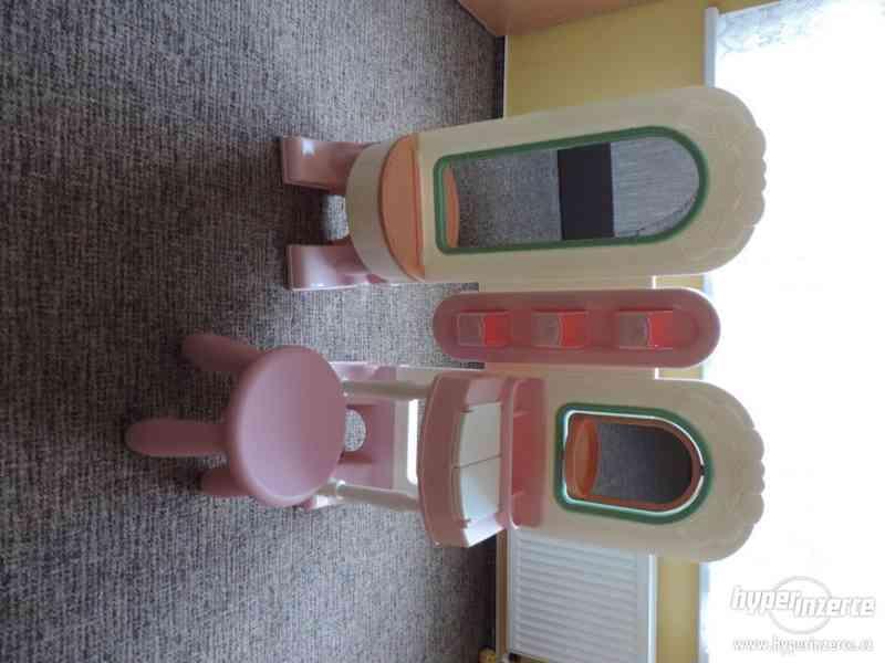 Dětská toaletka - foto 1