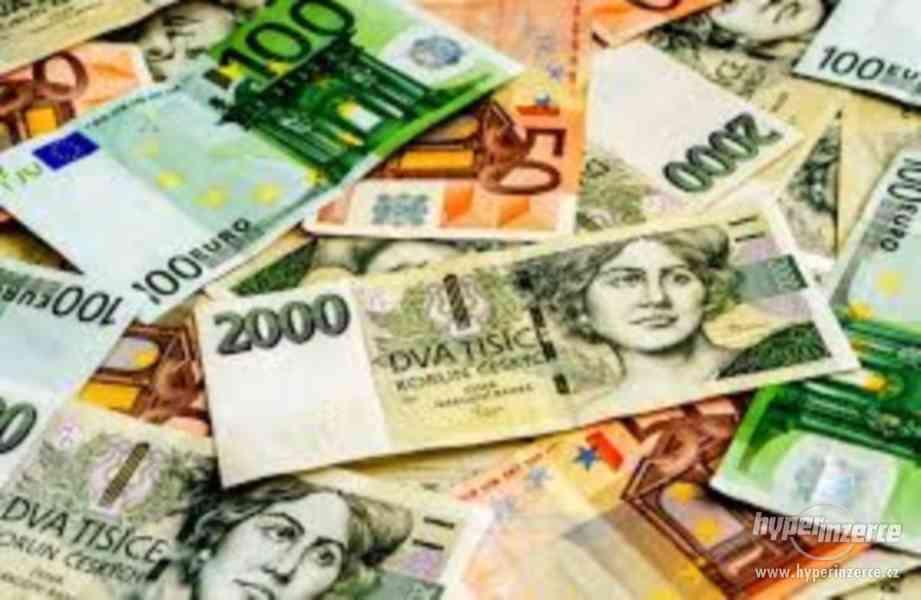 Evropská mikrofinanční společnost / Nabízíme půjčky mezi jed