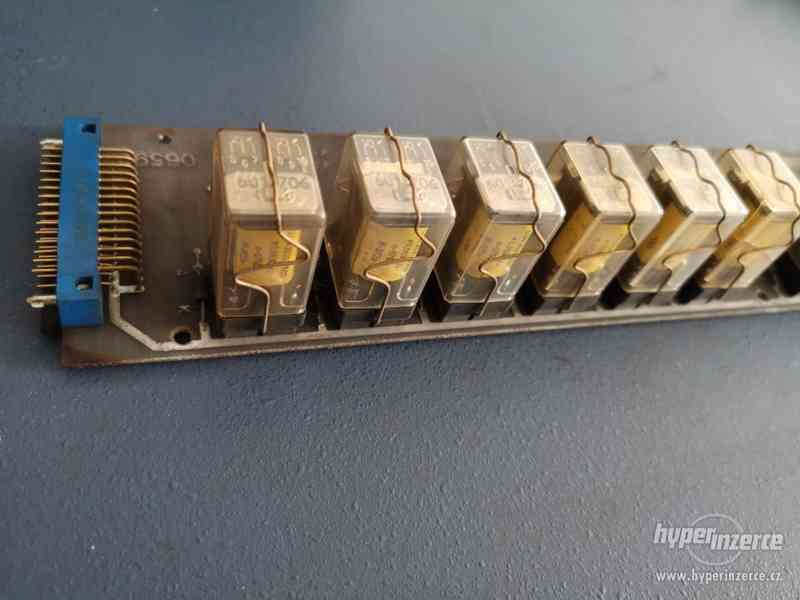 Koupím releový blok tesla NS LUN - foto 1