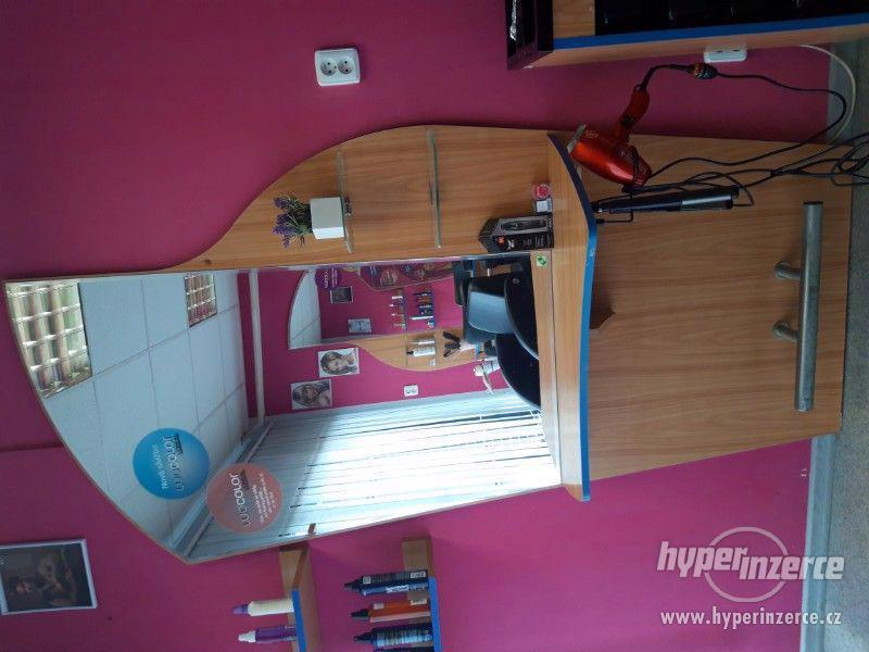 Prodej kadeřnického nábytku