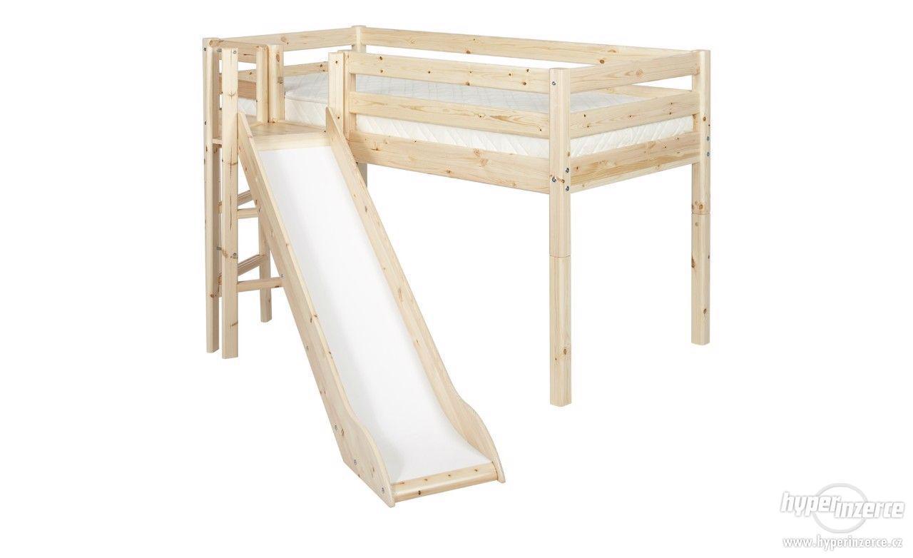 dětská sestava postelý Flexa - foto 1