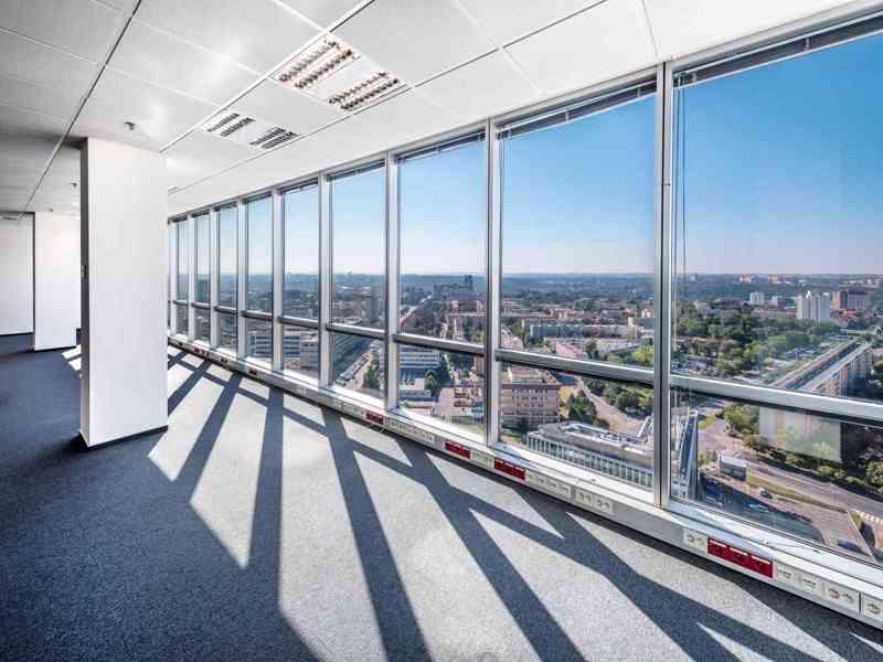 Nájem moderních kanceláří 85,6 m2, 13 patro, Praha 4 Pankrác - foto 5