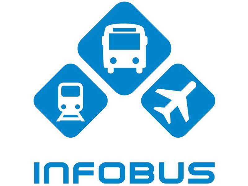 INFOBUS -  služba pro vyhledávání a nákup jízdenek