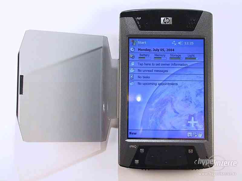 HP iPAQ hx4700 S WIFI, BLUETOOTH, STYLUS - foto 4