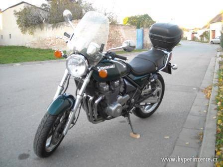 Kawasaki Zephyr 550 - foto 1