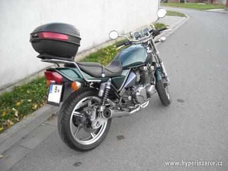 Kawasaki Zephyr 550 - foto 2